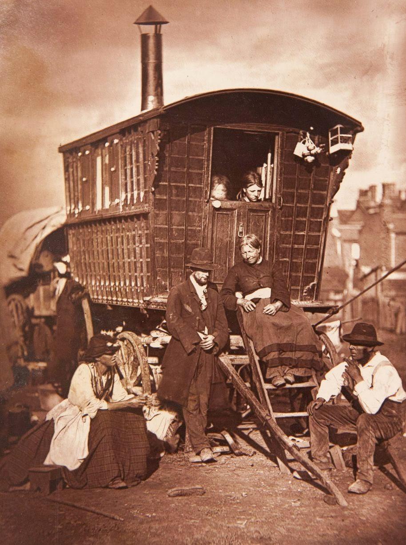 London Gypsies Victorian)